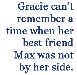 Gracie & Max text