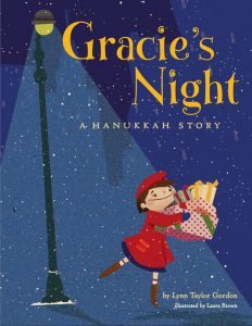 Gracie's Night: A Hanukkah Story