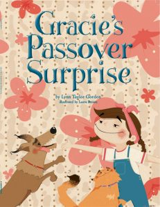 Gracie's Passover Surprise